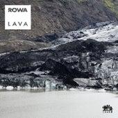 Lava von Rowa