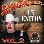 15 Exitos, Vol. 2 de Lalo Mora