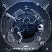 Spirits from Urantia von Uner