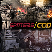 AK Spitters Vol. 4 (C.O.D.) by King Locust