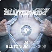 Best of Blutonium (The Anniversary 25 Years) de Various Artists