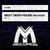 Best Deep House Remixes, Pt. 1 de Various Artists