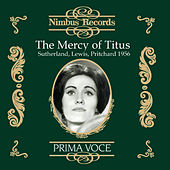 Mozart: The Mercy of Titus by Various Artists