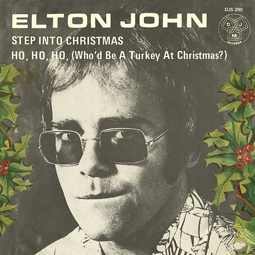 Step Into Christmas by Elton John