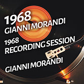 Gianni Morandi - 1968 Recording Session by Gianni Morandi