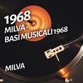 Milva - Basi musicali 1968 von Milva