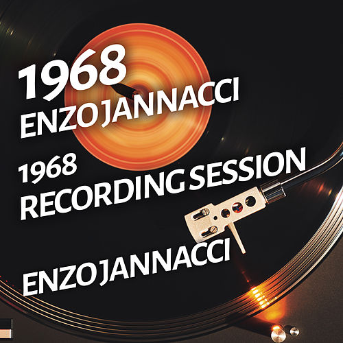 Enzo Jannacci - 1968 Recording Session de Enzo Jannacci