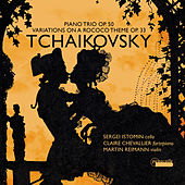 Tchaikovsky: Variations on a Rococo Theme in A Major for Cello and Fortepiano von Sergei Istomin (Bach)