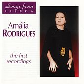 Amália Rodrigues: The First Recordings (Songs From Lisboa) de Amalia Rodrigues