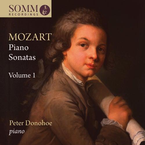 Mozart: Piano Sonatas, Vol. 1 de Peter Donohoe
