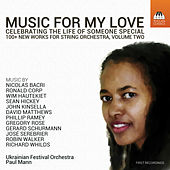 Music for My Love, Vol. 2 by Ukrainian Festival Orchestra
