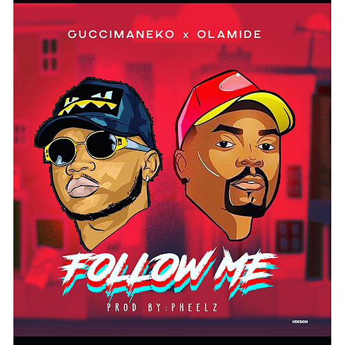 Follow Me de Guccimaneko