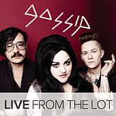 Live From The Lot by Gossip