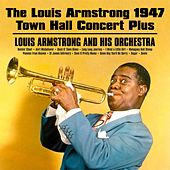 The Louis Armstrong 1947 Town Hall Concert Plus de Louis Armstrong