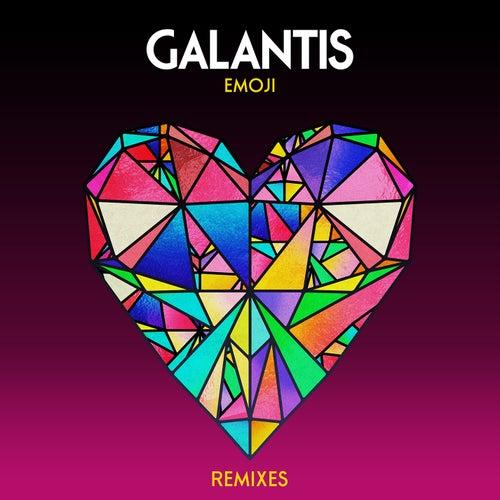 Emoji (Remixes) von Galantis