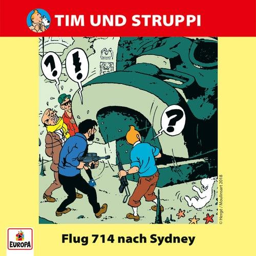 008/Flug 714 nach Sydney von Tim