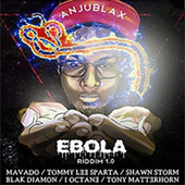 Ebola Riddim 1.0 by Various Artists