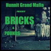 Bricks & Pounds EP by Hunnit Grand Mafia