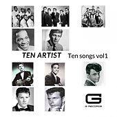 Ten Songs vol 1 by Various Artists