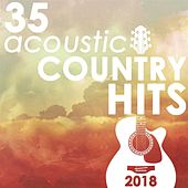 35 Acoustic Country Hits 2018 de Guitar Tribute Players
