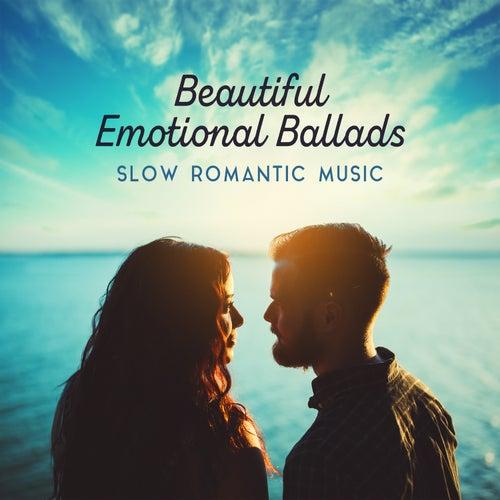 Beautiful Emotional Ballads: Slow Romantic Music de Background Instrumental Music Collective