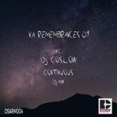 Remembrance 01 - EP von Various Artists