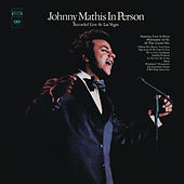 In Person (Live) by Johnny Mathis