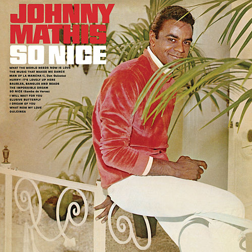 So Nice de Johnny Mathis