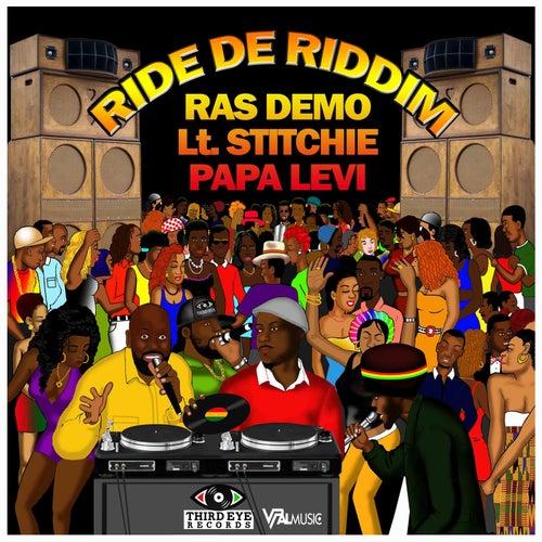 Ride De Riddim by Ras Demo