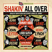 Shakin' All Over - Great British Record Labels HMV de Various Artists