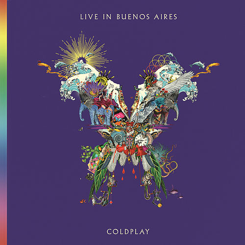 Live In Buenos Aires von Coldplay