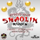 Shaolin Riddim de George Nooks