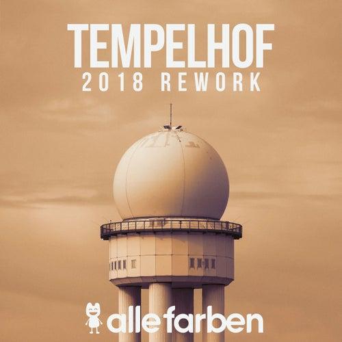 Tempelhof (2018 Rework) von Alle Farben