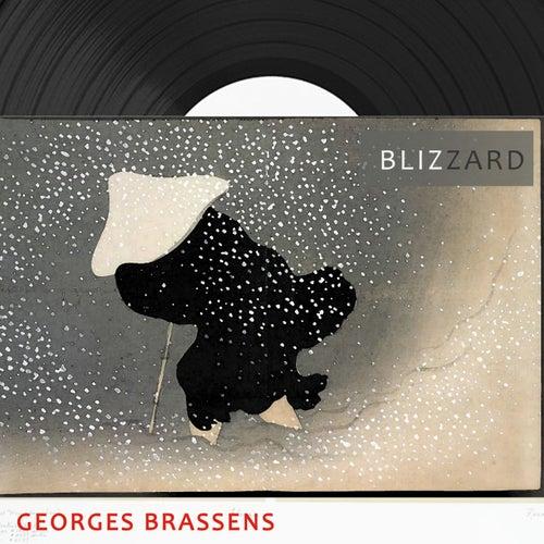 Blizzard de Georges Brassens