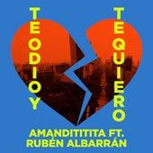 Te Odio y Te Quiero by Amandititita