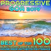 Progressive Goa 2019 - Best of Top 100 Electronic Dance, Acid Techno, House Rave Anthems, Psytrance van Various