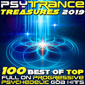 Psy Trance Treasures 2019 - 100 Best of Top Full-on, Progressive & Psychedelic Goa Hits de Various
