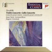Dvorák: Violin Concerto in A Minor & Cello Concerto in B Minor by Eugene Ormandy