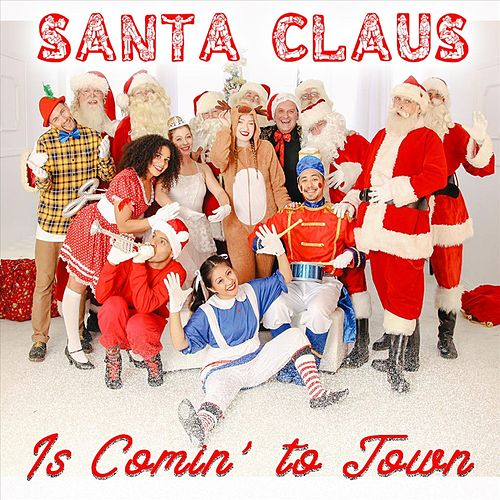 Santa Claus Is Comin' to Town de Mike Urquhart