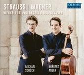 R. Strauss & Wagner: Werke für Violoncello und Klavier de Norbert Anger