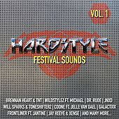 Hardstyle Festival Sounds, Vol. 1 von Various Artists