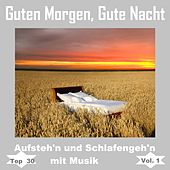 Top 30: Guten Morgen, gute Nacht - Aufsteh'n und schlafengeh'n mit Musik, Vol. 1 de Various Artists