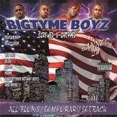 Banned 24: Screwed & Chopped (All Flowz / Temporary Setback) by Bigtyme Boyz