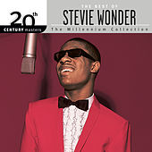 20th Century Masters - The Millennium Collection: The Best of Stevie Wonder by Stevie Wonder