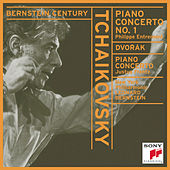 Tchaikovsky: Piano Concerto No. 1 in B-Flat Minor, Op. 23, TH 55 - Dvorák: Piano Concerto in G Minor, Op. 33, B. 63 de Leonard Bernstein
