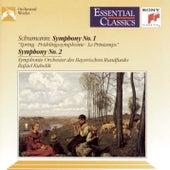 Schumann: Symphonies Nos. 1 & 2 von Symphonie-Orchester des Bayerischen Rundfunks