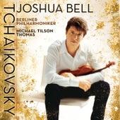 Tchaikovsky: Violin Concerto, Op. 35; Mélodie; Danse russe from Swan Lake, Op. 20 (Act III); Serenade melancolique [German Version] von Joshua Bell, Michael Tilson Thomas, Berlin Philharmonic Orchestra