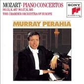 Mozart: Piano Concertos Nos. 21 & 27 von Murray Perahia