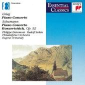 Grieg & Schumann: Piano Concertos de Eugene Ormandy