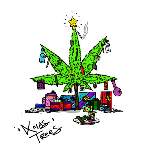 Xmas Trees von Bibi Bourelly